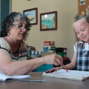 Reading Tutoring Program